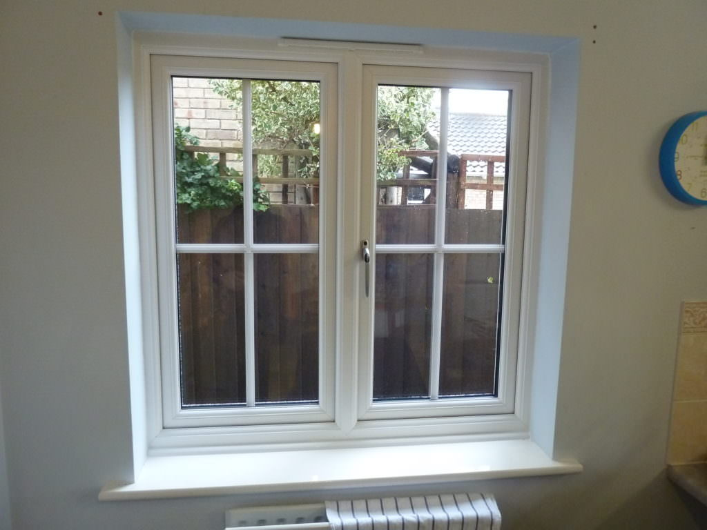 Upvc French Casement Windows In Peterborough Cambridge