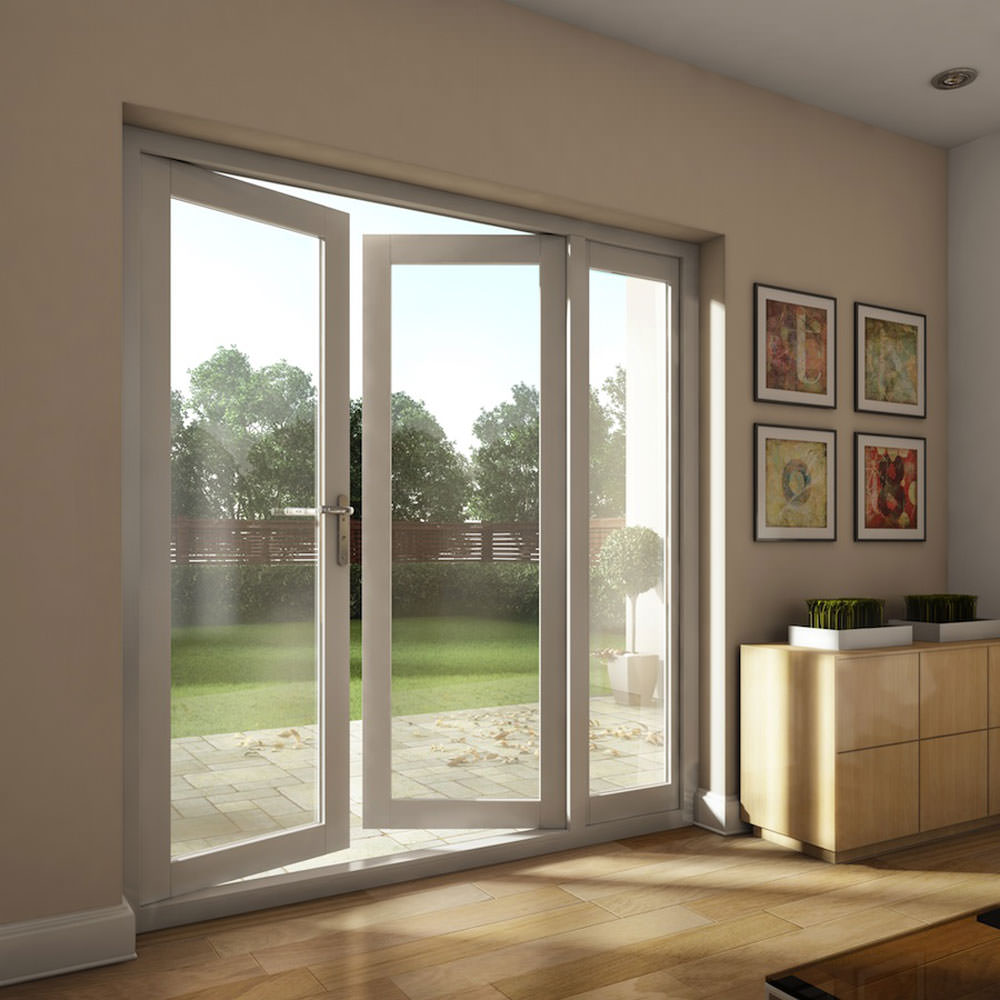 Upvc french doors in peterborough wfs anglia ltd cambridge for Outdoor french doors
