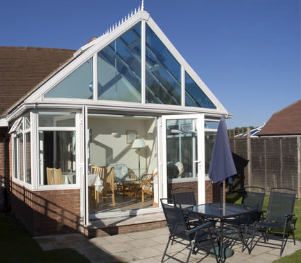 glable end Conservatories