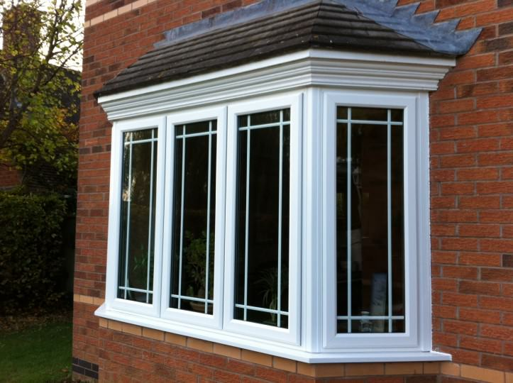 Upvc bow and bay windows peterborough bay window prices Upvc window designs for homes